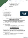 LaFarge West, Inc. v. North Bank Holdings LLC et al - Document No. 10