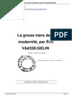 La Gnose Mre de La Modernit Par a131