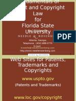 Needle - Patent Prosecution Flow Diag