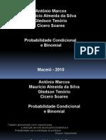 Apresentação2 Estatistica e Probabilidade