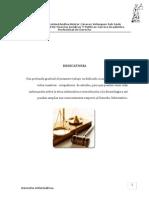 Trabajo de Derecho Informatico Oficial