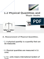 2.Physical Quantities1 H