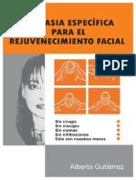 Gimnasia Para Rejuvenecimiento Facial