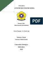 Tugas 1 BKTK (Bahan Konstruksi Teknik Kimia)