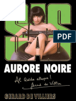 SAS 160 - Aurore Noire Gerard de Villiers
