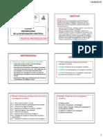 Metodologia de La Investigación Administración