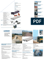 Pipe Production Products - Plassim - English Catalog 2006