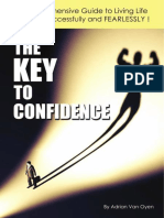 The Key to Confidence -