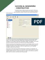 Introducción Al Desempeño Constructivo