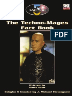 The Techno-Mages Fact Book