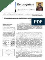 Reconquista 11 Juin Juillet 2015