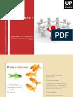 Listado de Trabajos Prácticos Publicidad
