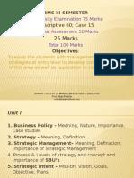 Strategic Management PPT