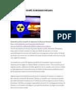 Arsenal Nuclear Israelí