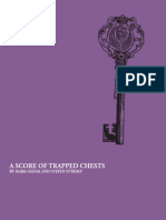 A Score of Trapped Chests PFRPG