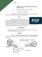 Guia Para Presentar Dossier de Docencia 2014