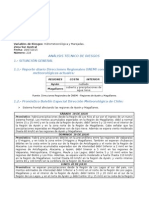 Analisis Tecnico Zona Sur Austral 18.07.2015