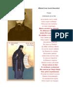 Sf Ioan Iacob Hozevitul Odinioara Si Acum
