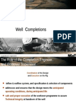 Completion Equipment 01-Well Completion Introduction