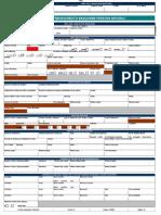 Planilla de Solicitud Del Microcrédito BanCaribe