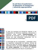Presentación-chistes Sobre Nicaragüenses en Costa Rica