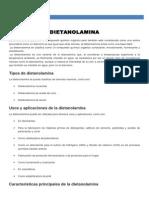Dietanolamina
