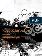 Autocorrelacion Est