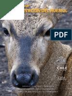 Plan Ancional Conservacion de El Uemul 2008 2012