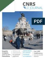 Journal CNRS