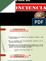 Conciencia presentacion sonambulismo