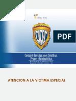 Atencion a La Victima Especial