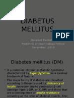 ppt diabetus millitus
