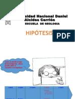 HIPOTESIS teoria 4