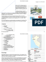 Chiclayo - Wikipedia, The Free Encyclopedia
