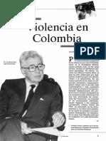 Violencia en Colombia Alvaro Tirado Mejía