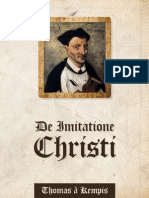 Imitatiunea lui Cristos, Thomas a Kempis