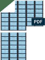 Emira Karte Događaja