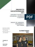 Proyecto Sociotecnologico i