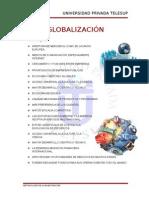 Globalizacion Ventajas y Desventajas