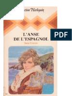 Lanse de Lespagnol by Sara craven
