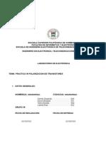 Informe Practica 8(transistores)