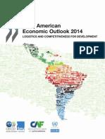 Latin American Economic Outlook 2014 eBook