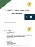 Analyse du projet de PLU - Hélène Bauchet_06_02_2010