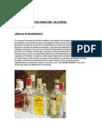Toxicologia Del Alcohol