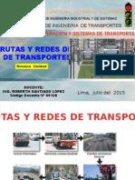 Rutas y Redes de Transporter Unfv