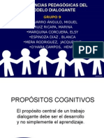 Ppt Corrientes Pedagógicas