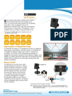 AirLive IP 200PHD 24 Spec
