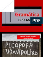 Português - Gina Maciel - Fonética e Fonologia - 3ª Série e Pré-Vestibular