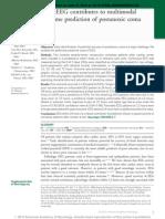 Early EEG Contributes to Multimodal Outcome Prediction of Postanoxic Coma