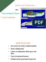 Basin Evolution